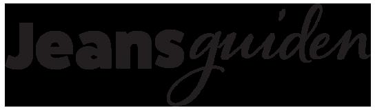 Jeansguiden - logo - Hitta bästa snyggaste och skönaste jeansen.