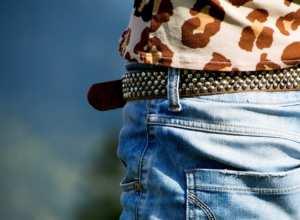 Vem kom på jeans och varför är de blå?