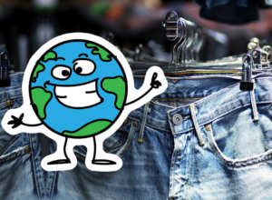 Hur många jeans säljs i världen varje år?