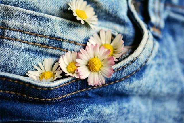 Jeans & denim ordlista [svensk-engelsk] - Jeansordlista