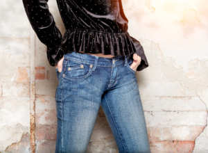 Jeans – omvandla storlekar USA, England och Sverige